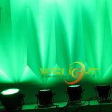 3years van de hoofd garantie Partij Lichte 36PCS*3W RGB Edison LEDs voor het OpenluchtLicht van het Stadium