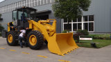3.0ton Hydraulic Front Wheel Loader