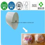 Einzelnes seitliches PET überzogenes Dunkin Schaumgummiring-Verpacken- der Lebensmittelpapier