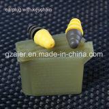 Привлекательный дизайн Two-Tips Earplug фильтра подавления шума для продажи в случае