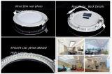 Luz de painel redonda 3W-24W do teto do diodo emissor de luz