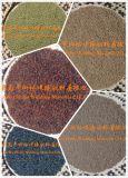 Polvere di colata continua della saldatura per affrontare i materiali di consumo Sj102 di /Welding