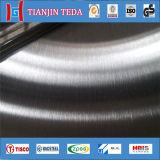AISI430 het geborstelde Blad van het Roestvrij staal