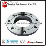 Flange Certificated ISO/Ts16949 do aço inoxidável de aço de carbono