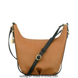 Designer Contrast Color Dumpling Bag Stitching Hobo Bag