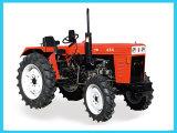 40HP-200HP Agricultura Tractor de granja Uso 4 Wheel Drive