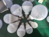 Peças da carcaça da luz da lâmpada do diodo emissor de luz das ampolas do diodo emissor de luz