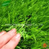 De kunstmatige Muur van het Gras of het Kunstmatige Gras van het Gras voor Voetbal