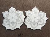 Mattonelle di mosaico Waterjet di marmo Mixed delle coperture calde di vendita