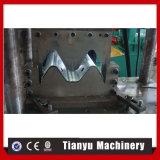 Les matériaux de construction en acier de l'autoroute machine à profiler de rambarde