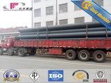 Resíduos explosivos de tubo de aço soldados para o gás/óleo/água/Construção