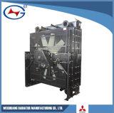 S16r-Ptaa2: 미츠비시 발전기 세트를 위한 물 냉각 장치