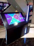 Vloer die LCD van 27 Duim Touchscreen de Kiosk van de Monitor van het Scherm van de Aanraking van het Comité bevinden zich
