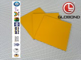 GLOBOND Polyester-zusammengesetztes Aluminiumpanel (milchiges Weiß PE-314)