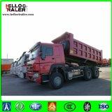 Тележка сброса грузовика Sinotruk HOWO 30ton 6X4 25m3 сверхмощная тепловозная