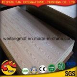 12mm Okoume/Keruing/Birmânia compensado de madeira de Teca Mobiliário Vaivém