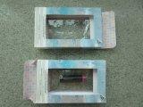 Cadres de empaquetage de produit de beauté de palette de languette, caisses d'emballage de papier pour le renivellement