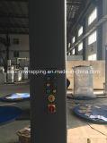 熱い販売価格の半自動自動伸張の包む機械