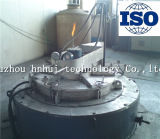 Tipo fornace del pozzo di trattamento termico del gas