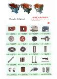 Un cilindro de piezas de repuesto del motor Diesel