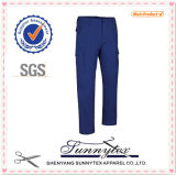 Ladys Long Industrial Uniform Cargo Trousers