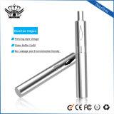 Vaporizador electrónico de Cbd del kit del EGO del cigarrillo del Perforación-Estilo de cristal de Ibuddy 450mAh