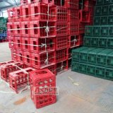 Caixa plástica da modificação e do armazenamento do frasco de cerveja Q33