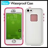 Couverture imperméable à l'eau mince de cas de Snowproof pour le Se d'iPhone d'Apple