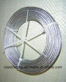 Cavo galvanizzato alta qualità del filo di acciaio 7*7