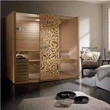 Het modieuze BinnenHuis van de Sauna van de Stoom voor Persoon 2 (SF1H002)