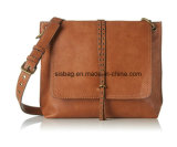 Restaurando Classic PU Crossbody Bag Sacos de moda das mulheres