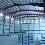 China Light Steel Warehouse Construction Company mit Prefessional Erfahrung