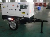 10kVA gerador diesel do ~ 50kVA Yangdong com reboque móvel
