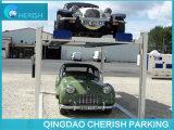 подъем стоянкы автомобилей 4 столбов высокого качества 3.7t гидровлический