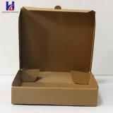 Kundenspezifischer Pizzabrown-Karton-Papierverpackenkasten