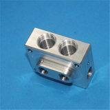 Подвергать механической обработке CNC автозапчастей точности 6061 анодированный алюминием части металла отделки