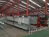Almacén de la estructura de acero del diseño de la construcción (ZY214)