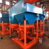 Máquina/aparejo de la plantilla de la separación de gravedad para la selección del oro de la arena