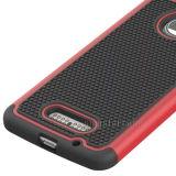 Caixa Shockproof do telefone do teste padrão do futebol para Motorola Moto Z Droid