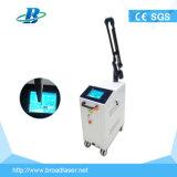 Máquina profissional da beleza da remoção do tatuagem do laser do ND YAG do interruptor de Q