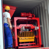 Handbuch Qt4-40, das den Block herstellt Maschinen KleinZiegeleimaschine pflastert
