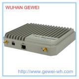 Het mobiele Cellulaire Signaal van de Telefoon de HulpGSM 3G 4G Repeater van het Signaal van de Mobilofoon van de tri-Band voor Bureau