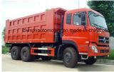 Dongfeng 6X4 덤프 트럭 25 톤 25 T 팁 주는 사람 트럭