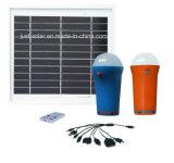 Indicatore luminoso solare di vendita calda LED con la torcia elettrica nel buon prezzo