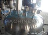 Tanque de mistura químico sanitário do aço inoxidável (ACE-JBG-3S)