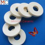Bestand Hoge Zuiverheid op hoge temperatuur 99.7% Al2O3 Ceramische Verzegelende Ring