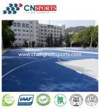 Piso resbaladizo anti modificado para requisitos particulares para la superficie del suelo de la corte del deporte