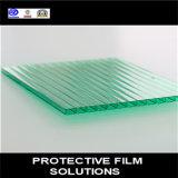 Aluminium-Blatt PET des Plastik0.11mm schützender Film für Großverkauf