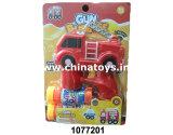Pistola de burbujas de promoción exterior de verano de la fabricación de juguetes (1077201)