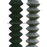 Ячеистая сеть загородки звена цепи/звена цепи (ромбическая)